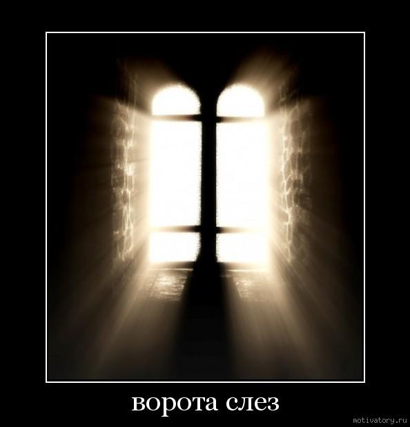 ворота слез